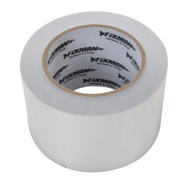 Fixman Aluminium tape 75 mm x 45 m