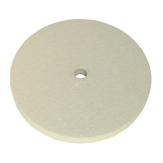 Silverline Vilt polijstschijf 150 mm