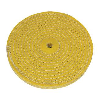 Silverline Sisal polijstschijf 150 mm