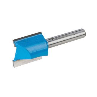 Silverline 1/4 rechte metrische groeffrees 20 x 20 mm