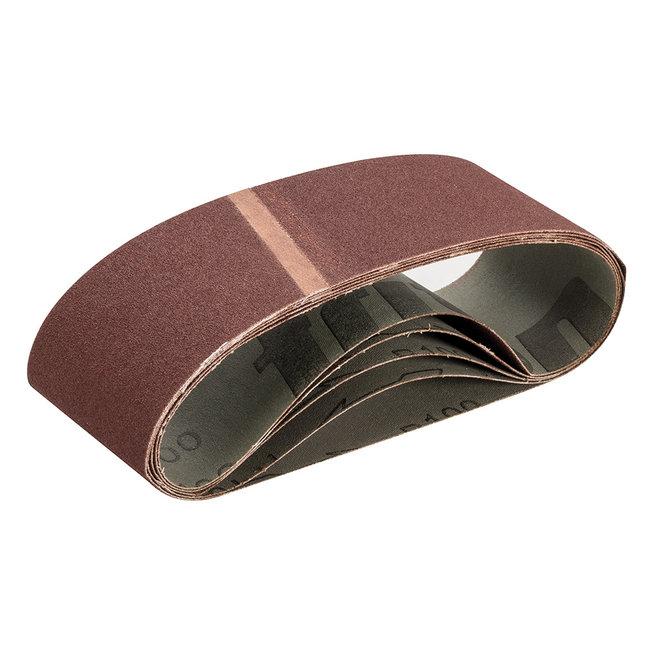 Triton 75 x 533 schuurband, 5 pak 100 korrelmaat