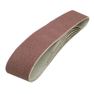 Silverline Schuurbanden 100 x 915 mm, 5 pak 80 korrelmaat