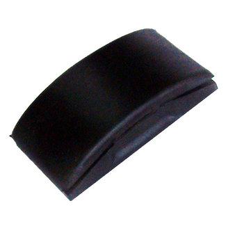 Silverline PVC schuurblok 67 x 130 mm