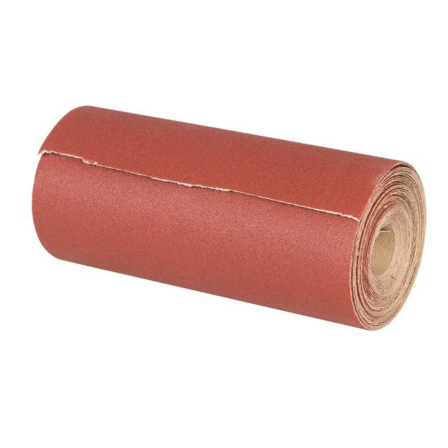 Silverline Aluminiumoxide schuurpapier rol, 50 m 80 korrelgrofte