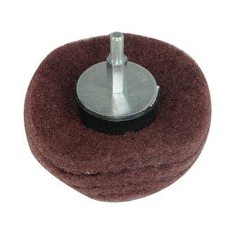Silverline Koepelvormige schuurmop 50 mm, 240 korrelgrofte