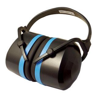 Silverline Vouwbare gehoorbeschermers, SNR 33 dB H=34 dB M=31 dB L=24 dB
