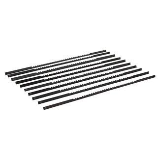 Silverline 130 mm figuurzaagmachine bladen, 10 pak 10 tpi