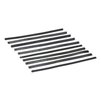 Silverline Junior ijzerzaag bladen, 10 pak 150 mm