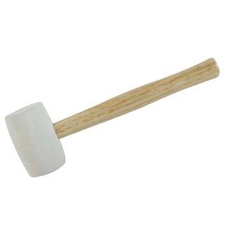 Silverline Witte rubberen hamer 907 g