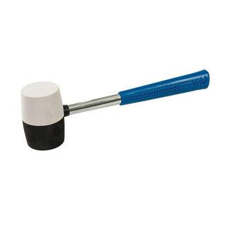 Silverline Rubberen combinatie hamer 907 g