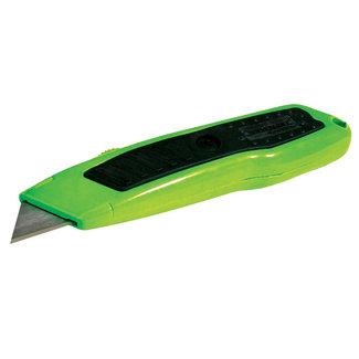 Silverline Felgekleurd intrekbaar mes, Expert 150 mm