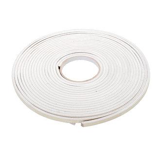 Fixman Zelfklevende EVA schuim tochtstrip 3-8 mm / 10,5 m, wit