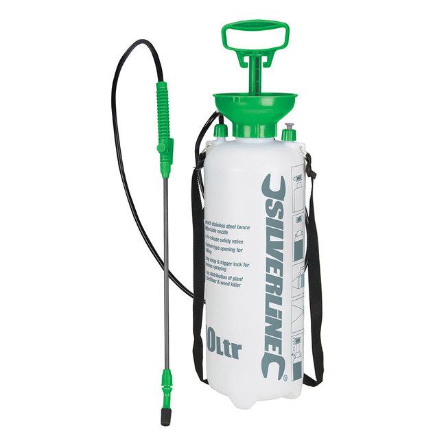 Silverline Drukspuit, 10 liter