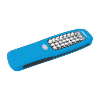 Silverline Magnetische LED zaklamp 24 LED