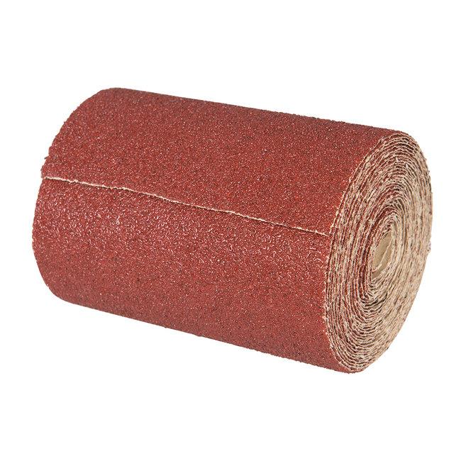 Silverline Aluminiumoxide schuurpapier rol, 10 m 80 korrelmaat