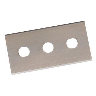 Silverline Dubbelzijdige schraapmesjes, 10 pak 0,2 mm