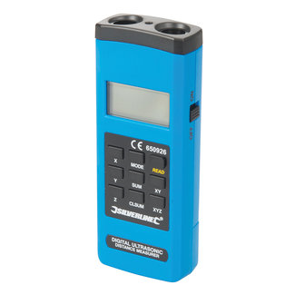 Silverline Digitale afstandsmeter 0,55-15 m