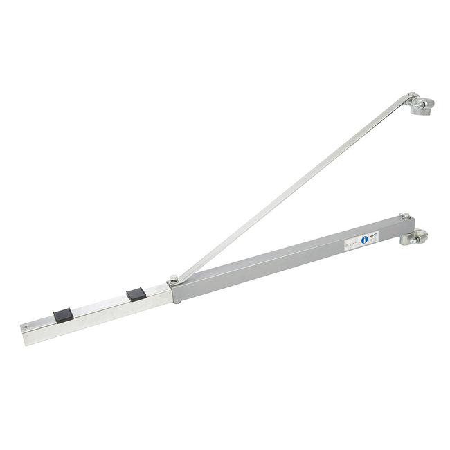 Silverline Elektrische takelsteunarm 600 kg maximale last