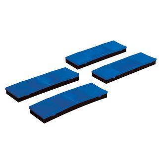 Silverline Spanband beschermers, 4 pak