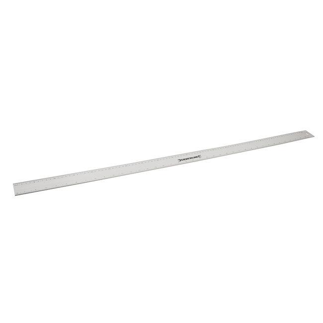 Silverline Aluminium liniaal 1000 mm