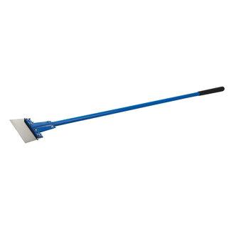 Silverline Vloerkrabber Breedte: 200 mm, handvat: 1350 mm