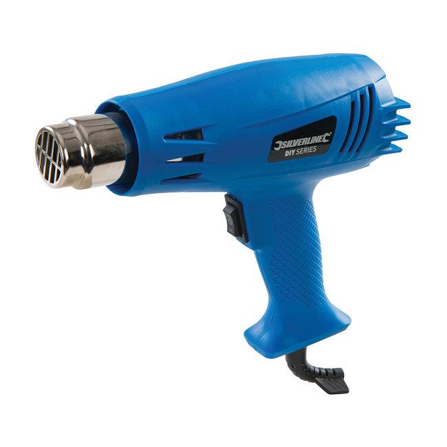 Silverline 1500 Watt heteluchtpistool