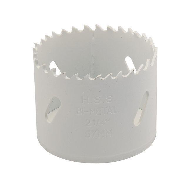 Silverline Bimetalen gatenzaag 57 mm