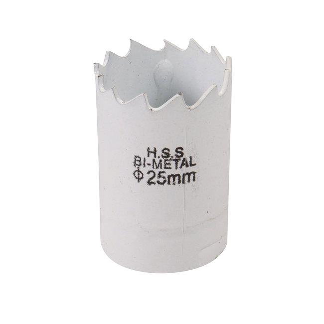 Silverline Bimetalen gatenzaag 25 mm