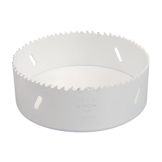 Silverline Bimetalen gatenzaag 127 mm