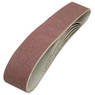 Silverline Schuurbanden 50 x 686 mm, 5 pak 80 korrelmaat