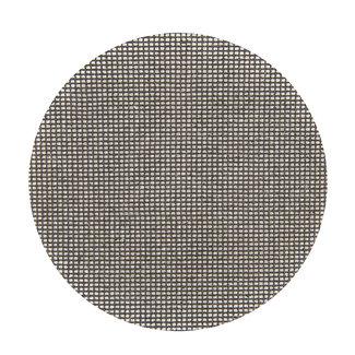 Silverline Klittenband gaas schuurschijven, 225 mm, 10 pak 120 korrelmaat