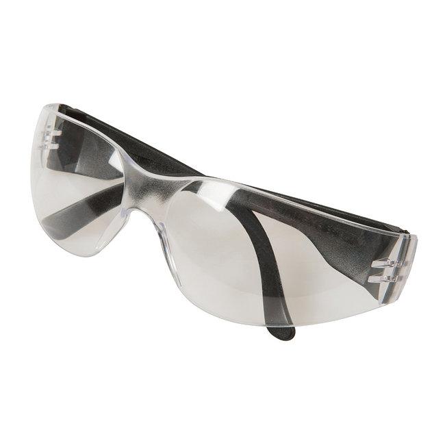 Silverline Doorlopende veiligheidsbril Heldere lens