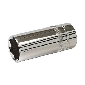 """Silverline Diepe zeskantige 1/2"""" metrische dop 24 mm"""