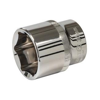 """Silverline Zeskantige 1/2"""" metrische dop 30 mm"""