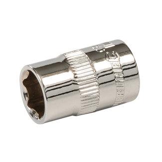 """Silverline Zeskantige 3/8"""" metrische dop 11 mm"""