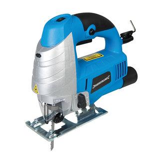 Silverline 710 Watt laser decoupeerzaag