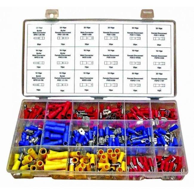 Weber Tools Assortiment Kabelschoen 280 stuks