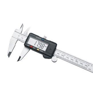 Weber Tools Schuifmaat Digitaal 0 - 150 mm