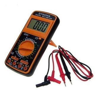 Benson Multimeter Digitaal Met Groot LCD Scherm Jumbo