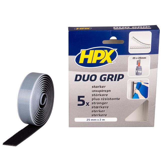 HPX Duo Grip klikband 25mm x 2 meter