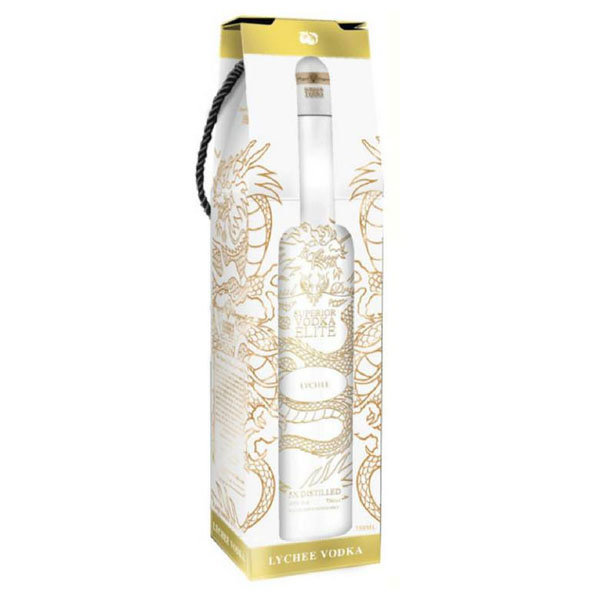 Royal Dragon Elite Lychee 70CL in Giftbox