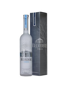 Belvedere Pure in Giftbox 70CL