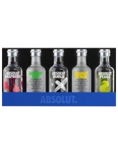 Absolut Flavours 5x5 CL