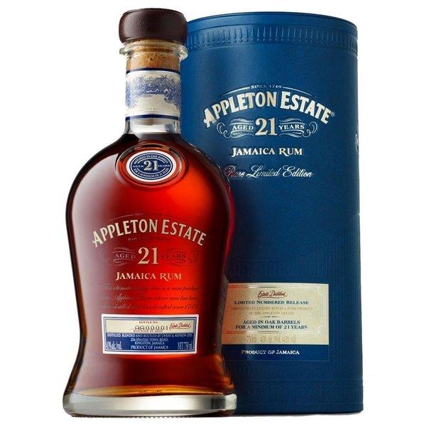 Appleton Estate 21 Year Giftbox