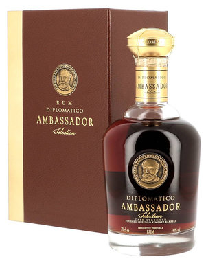 Diplomatico Ambassador giftbox