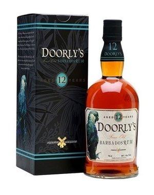 Doorly's  12 Year giftbox