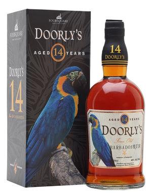 Doorly's  14 Year giftbox
