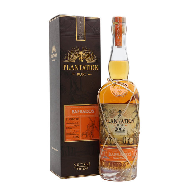 Plantation Barbados 2005 giftbox
