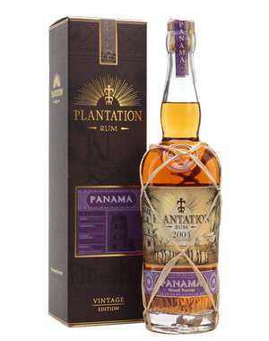 Plantation Panama 2004 giftbox