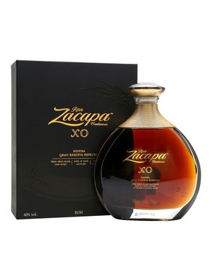 Ron Zacapa XO Centenario giftbox